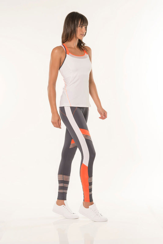Lucky in Love ~ Spaced Out Moto Leggings