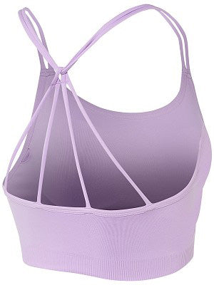 Recover ~ Criss Cross Sports Bra (Viola)