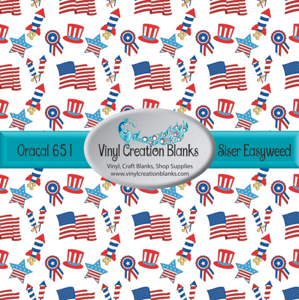 July 4th Icons Vinyl