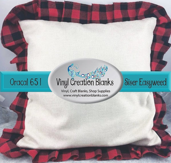(Pre-Order) Buffalo Plaid Sublimation Pillowcases