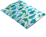 Watercolor Sealife 10x13 Poly Bag 10 pack