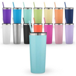 22 oz Double Wall Stainless Steel Tumbler