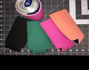 "12oz Tall Slim ""Mich Ultra"" Sized Coozie"