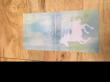 I Believe in Unicorns Mint 10X13 Poly Bag 10 pack