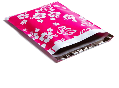 Hibiscus 6x9 Poly Bag 10 pack