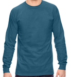 Topaz Blue Comfort Colors Long Sleeve T-Shirt