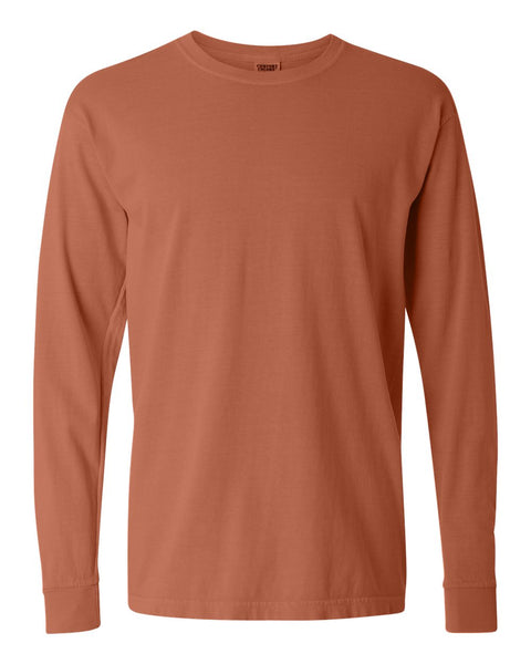 Yam Comfort Colors Long Sleeved Shirt