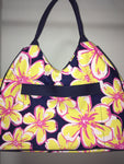 WB Beach Floral Beach Bag 160