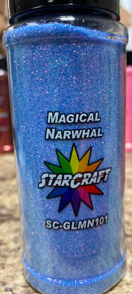 Metallic-Magical Narwhal