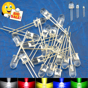 Ultra Bright LEDs 1.8mm Red/Blue/Green/White/Yellow Lamp Emitting Diode