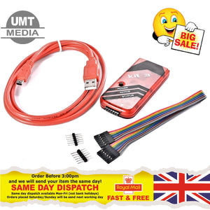1PC PICKit 3 Programmer PICKit3 PIC Kit3 PIC Simulator Emulator With USB Cable