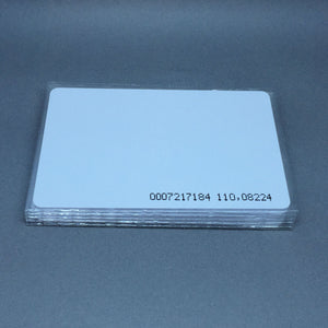 20 X 125khz RFID Cards Proximity Card ID Access control EM4100 UK