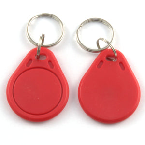 13.56Mhz Fudan 1K RFID Proximity IC Card Token Tags Key fobs Keyfobs