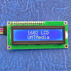 IIC/I2C/TWI 1602 Serial Backlight LCD Module YwRobot For Arduino Raspberry PI