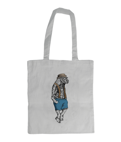 Shoulder Tote Bag Sheep