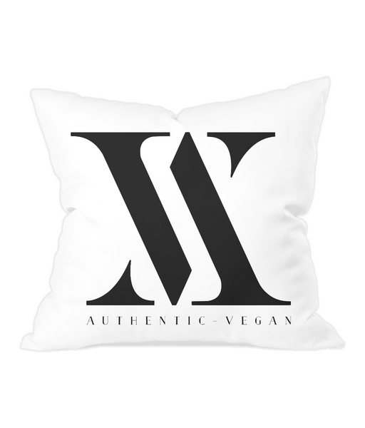 Throw Cushion Authentic-Vegan