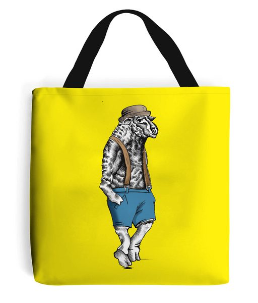 Tote Bag Sheep