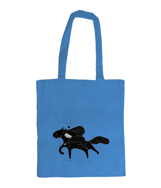 Shoulder Tote Bag Sofi.Horse
