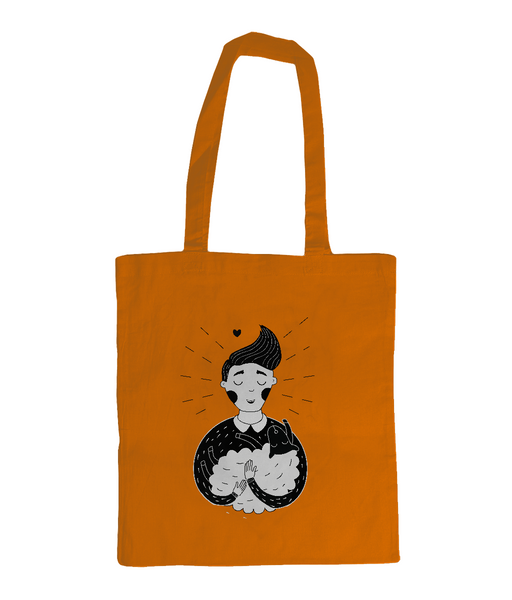 Shoulder Tote Bag Sofi.Sheep