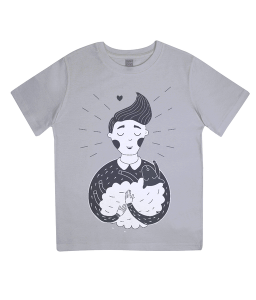 Junior Classic Jersey T-Shirt Sofi.Sheep
