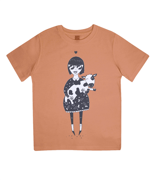 Junior Classic Jersey T-Shirt Sofi.Calf