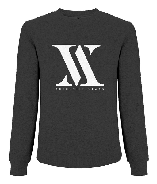Men's Raglan Sweatshirt Authentic-Vegan