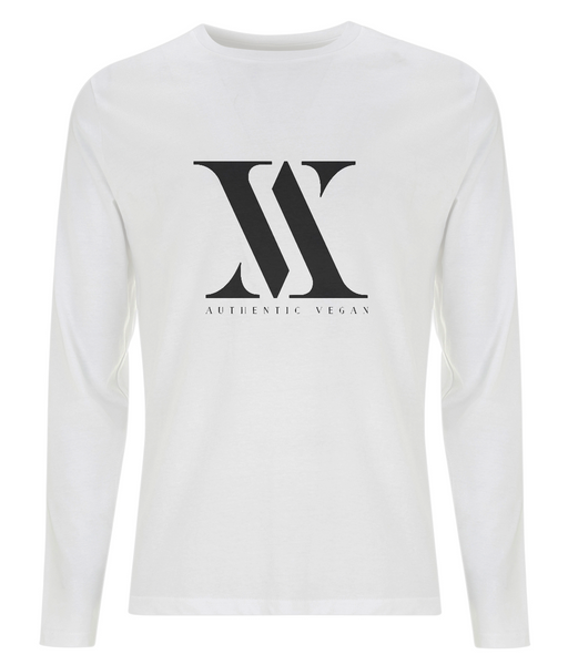 Men's Long Sleeve T-Shirt Authentic-Vegan