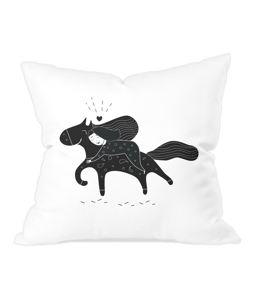 Throw Cushion Sofi.Horse