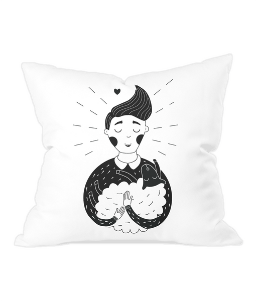 Throw Cushion Sofi.Sheep