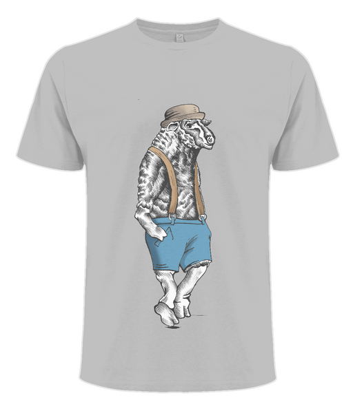 Men's Standard T-shirt Sheep