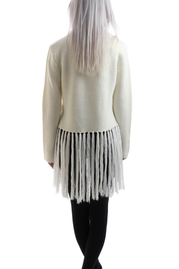 Ultimate Fringe Sweater