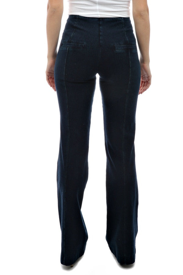Denim Trouser - Indigo