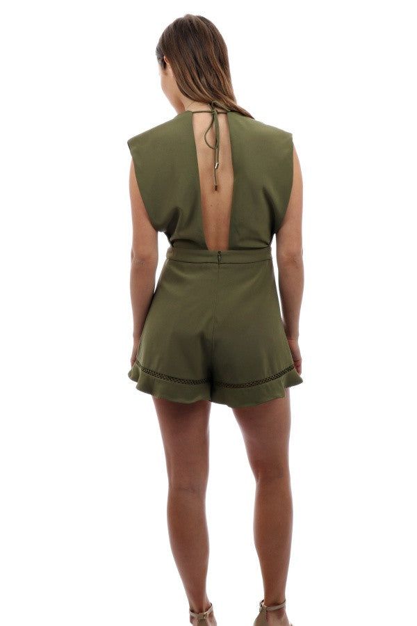 Depart Playsuit