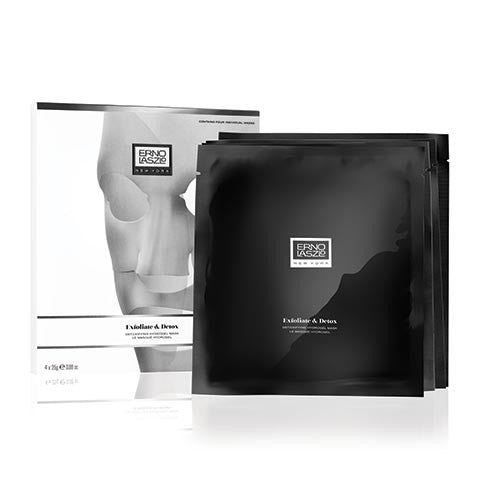 Detoxifying Hydrogel Mask