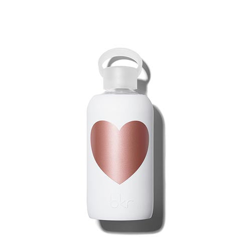METALLIC ROSE WINTER HEART  500 ML (LITTLE)
