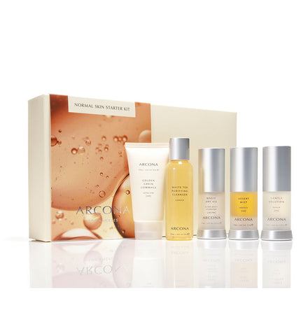 Arcona Basic Five Normal Skin Type Starter Kit