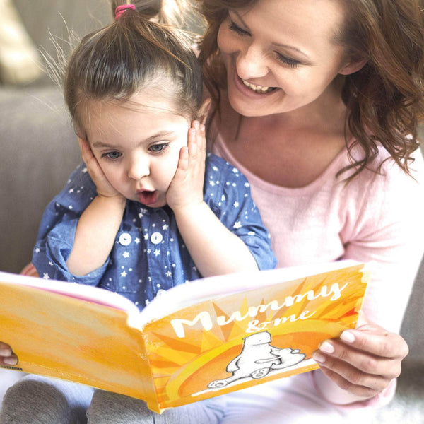 Personalised Mummy and Me Story Book