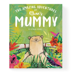 Personalised Adventures Of Mummy Book
