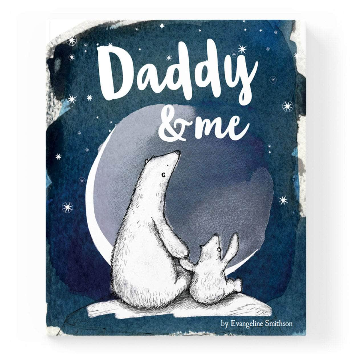 Personalised Daddy and Me Story Book