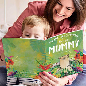 letterfest book Personalised Adventures Of Mummy Book