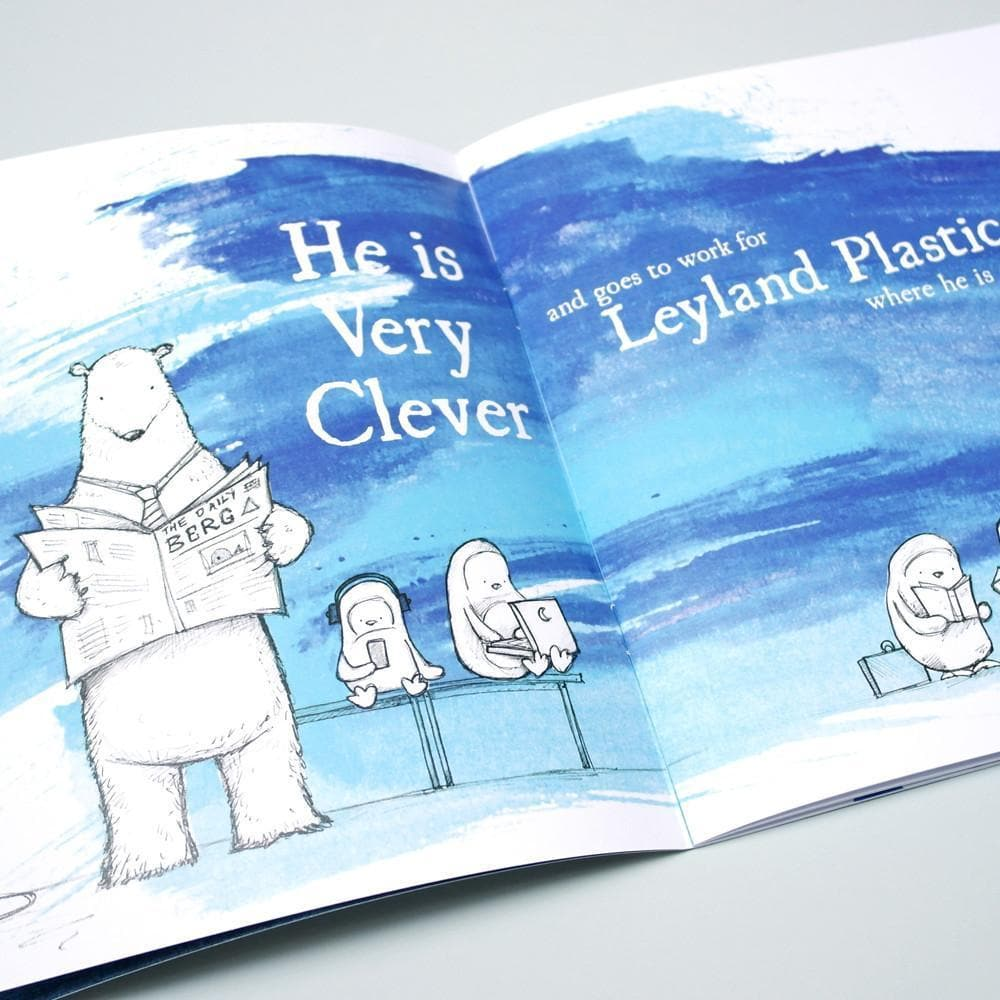 letterfest book Personalised Daddy and Me Story Book