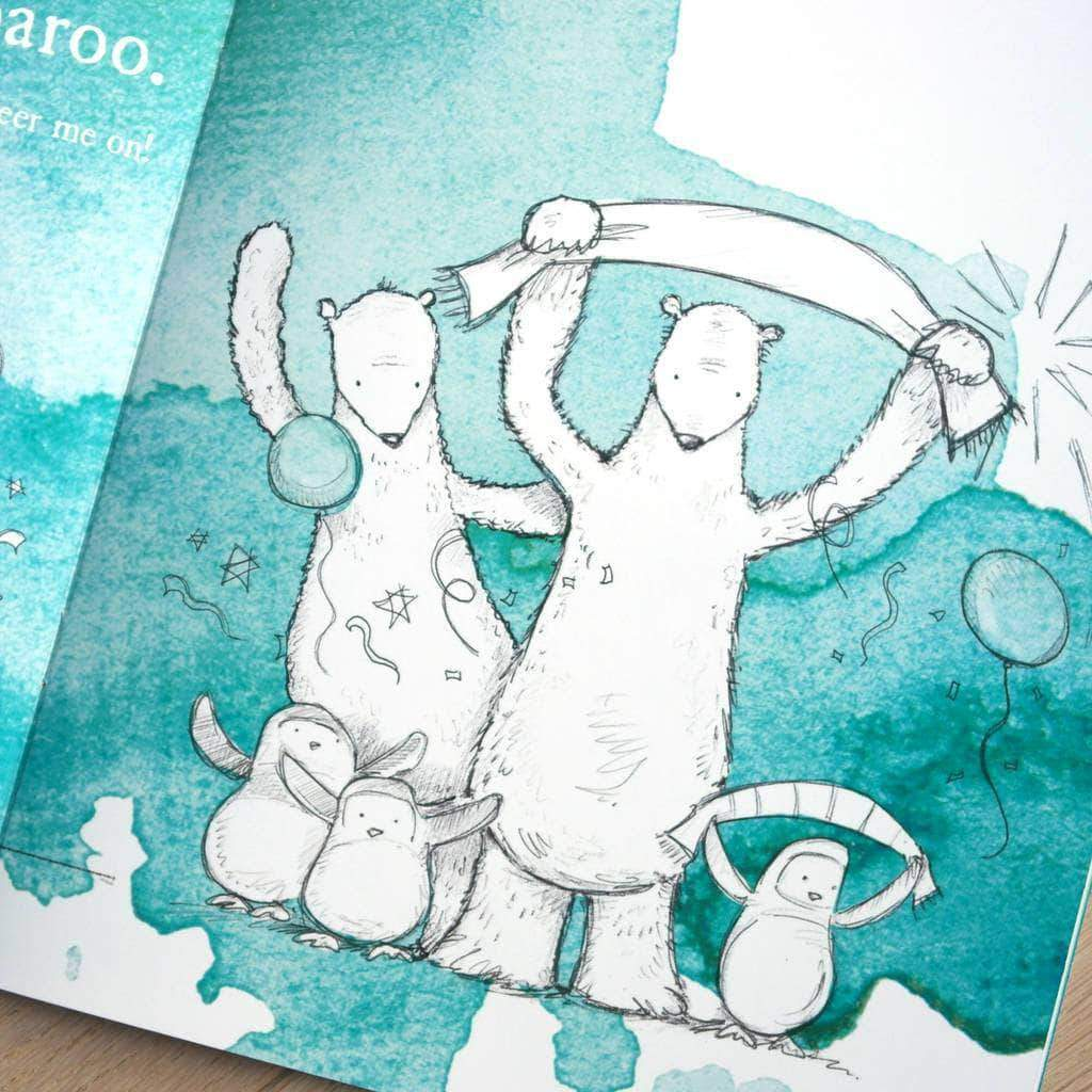 letterfest book Personalised Grandparent And Me Book