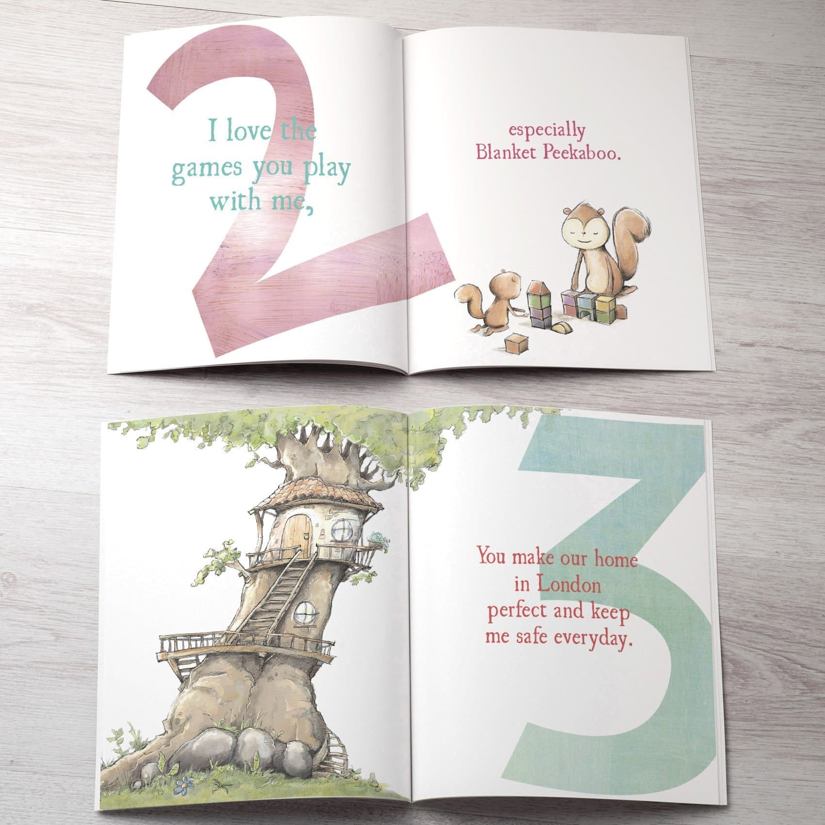 letterfest book Reasons Why I Love You Childrens Book