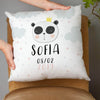 letterfest decor Personalised Childs Animal Cushion