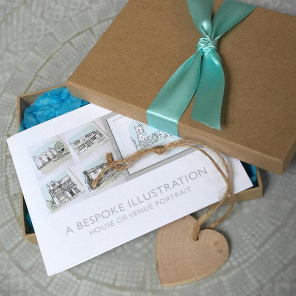 letterfest illustration Illustration Gift Voucher