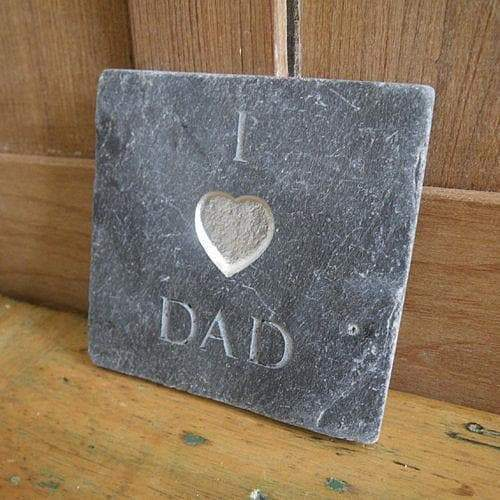 letterfest stone I Love You Tile