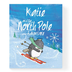 Personalised North Pole Adventure Book