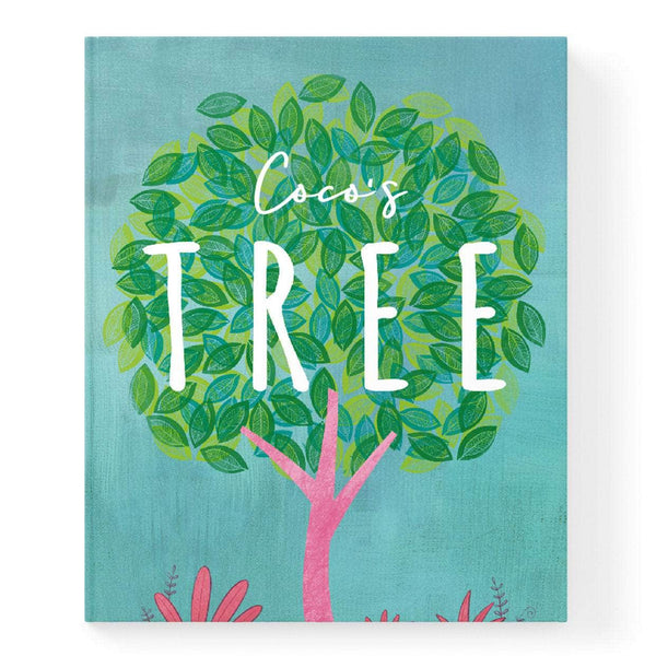Plant A Tree Personalised Story Book