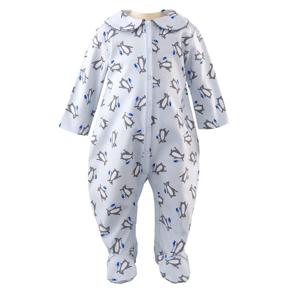 Penguin Babygro - Happy Milk