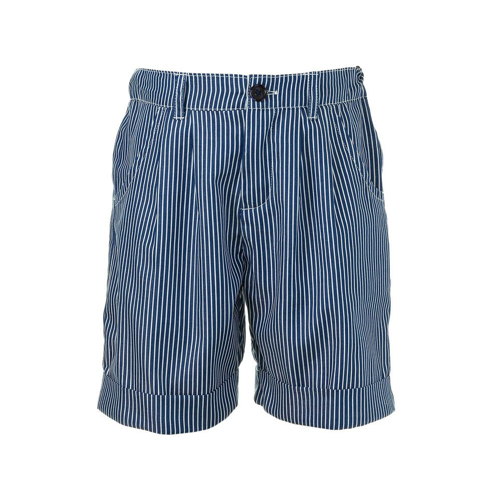 Striped Tailored Shorts - Happy Milk